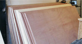 Ply wood 5.5mm 9mm 12mm 8x4 sheets