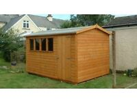 Cheap sheds and fences