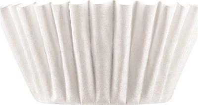 NEW BUNN BCF100 BOX OF (100) ORIGINAL FLUTED PAPER COFFEE & TEA FILTERS 4259909