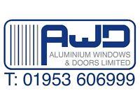 Experienced Aluminium Installation Team Required