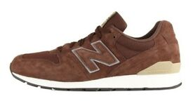 NEW BALANCE TRAINERS 996 BROWN - BOXED