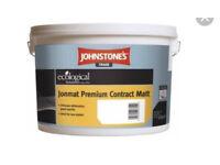 Johnstones Jonmat trade paint