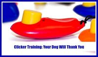 Clicker Training Workshop & Positive Training in Chestermere