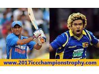 INDIA vs SRILANKA ICC champions trophy 2017 tickets