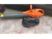 Flymo Scirocco 3000 watt Garden Vac / leaf blower