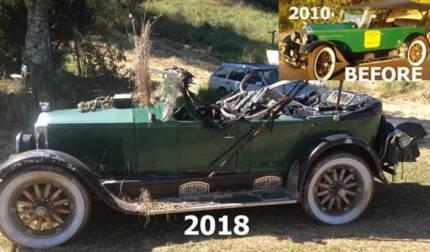 1927 Vintage Buick Tourer Car Noosa Heads Noosa Area Preview