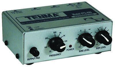Tenma - 72-490 - Compact Audio Generator