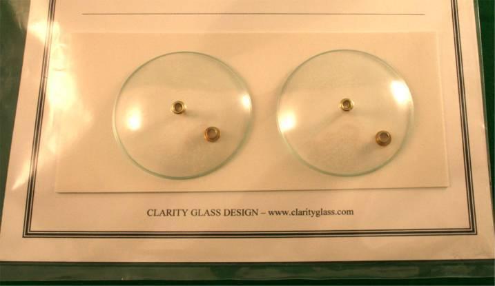 Clarity Kaleidoscope Scope Image Disk Wheel Disc