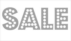 Shop Sale May 24 from 8-4