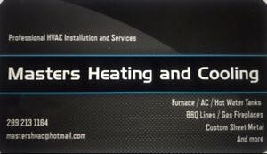 Masters Heating and Cooling