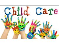 CHILDCARE/BABYSITTER/NANNY AVAILABLE ON HOLIDAYS AS WELL £6.50ph