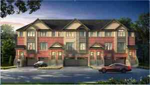 NEW TOWN HOMES FOR SALE IN ANCASTER FROM MID $300s Hamilton