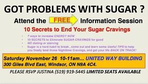 Got Problems With Sugar? Windsor Region Ontario image 1