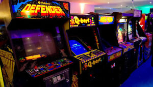 LOOKING  for an ARCADE in Chatham area