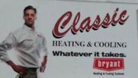 Gas furnace repairs and installation