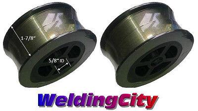 Weldingcity Stainless 308l Mig Welding Wire Er308l .023 0.6mm 2-lb Roll 2pk