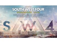 South West Four 2018 Weekend Tickets
