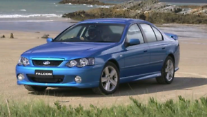 Wanted: WANTED ford Falcon XR6 na manual