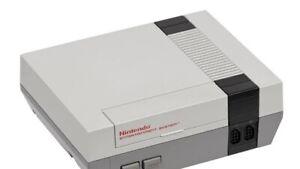 Wanted: Nes Nintendo entertainment system ntsc