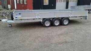 New Ifor Williams 16ft x7ft tri axle trailer - LM167 -quality UK built Kenwick Gosnells Area Preview