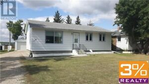 R36//Minnedosa/bungalow w/ single detached garage ~ by 3% Realty