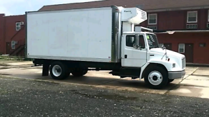 HR truck driver openclass WANTED