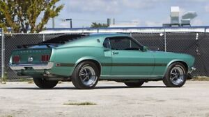 Wanted: Wanted Ford Mustang Mach 1 1969