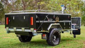 MDC camp trailer voyager 2017 10yr annerversary