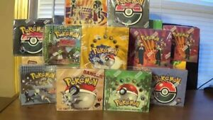 Wanted: Wanting To Buy Old Pokemon Booster boxes