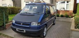 Very nice example of a Volkswagen T4 Camper