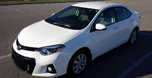 2016 TOYOTA COROLLA SPORT~CERTIFIED~ONLY 15,000KMS~BLUETOOTH~ECO