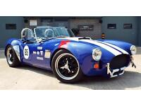 2004 AC Cobra 6.0 V8 LS2 445 BHP Blue Gardner Douglas - A True Muscle Car!