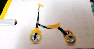 Brand new swagtron 2in1 child walker 2in1