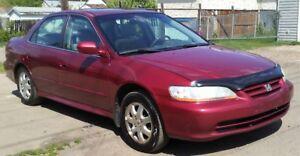 2001 Honda Accord - No issues - AB Active $3,299.00