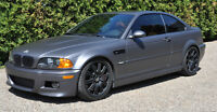 2005 BMW M3 Coupe (Modified 605 HP)