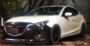2015 Mazda Mazda3 GT Sedan with NEW Engine