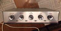 Stereo tube amp. Bell  Pacemaker 2221B