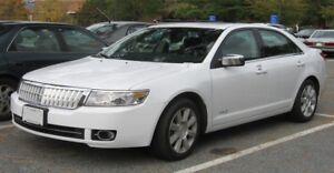 j PARTS BRAND NEW Lincoln MKZ 2007 2008 2009
