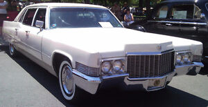 LOOKING TO RENT Classic American 1970s-1990s Car