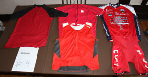 CYCLING CLOTHES Packages Jerseys BIBS Jackets Medium Large