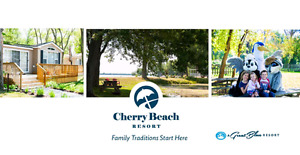 Family Day Weekend Open House at Cherry Beach Resort!!!