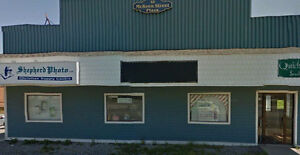 Prime Space; Downtown Glace Bay