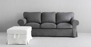 IKEA Ektorp with extra slip cover