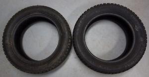 2 pneus d'hiver General Altimax Arctic 205/55 R16 + 1 bonus