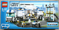 LEGO – City - 7743 – Police Command Centre Laval / North Shore Greater Montréal Preview