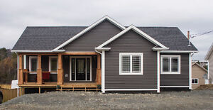 For Sale: Newly Constructed Bungalow on Farm Road, Bay Roberts St. John's Newfoundland image 1