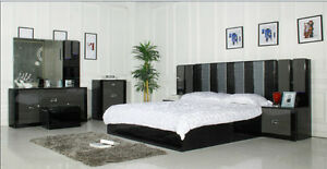 $1999.99 *Beautiful Designer Bedroom Set