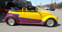 $$$ vw beetle 1975 custom $$$
