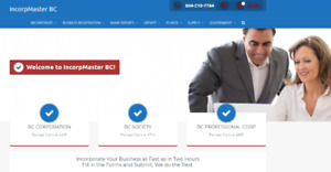 Register BC Corporation in 2 Hours: Package Starts at $426