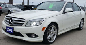 2009 Mercedes-Benz C350 AMG package